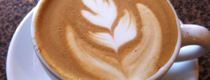 The Conservatory for Coffee, Tea & Cocoa is one of Best East Coast & West Coast Coffee Shops.