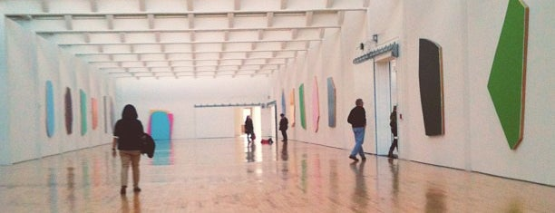 Dia:Beacon is one of 100 Museums to Visit Before You Die.