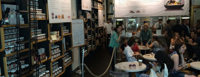 Nutella Bar @ Eataly is one of Soly 님이 저장한 장소.