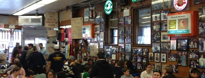 Katz's Delicatessen is one of My favorite places.