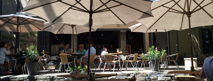 Boris Bistro is one of Best Terrasses in Montreal.