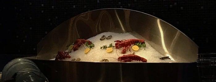 Eddie V's Prime Seafood is one of 💫Coco 님이 좋아한 장소.