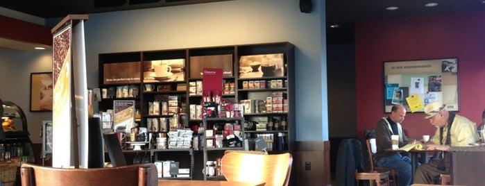 Starbucks is one of Favorite Spots.