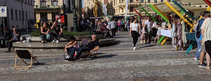 Praguemarket is one of Prague.