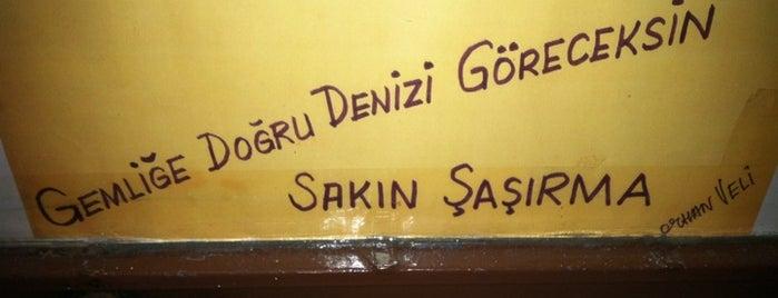 Orhan Veli Şiir Evi is one of Kahveciler Çaycılar Diyarı.