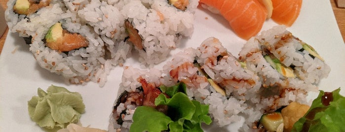 Sakana Restaurant is one of Things to try in Colorado!.