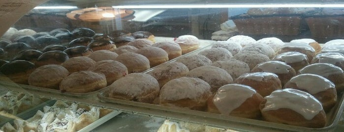 Canfora Bakery is one of Places I've been to & LOVE.