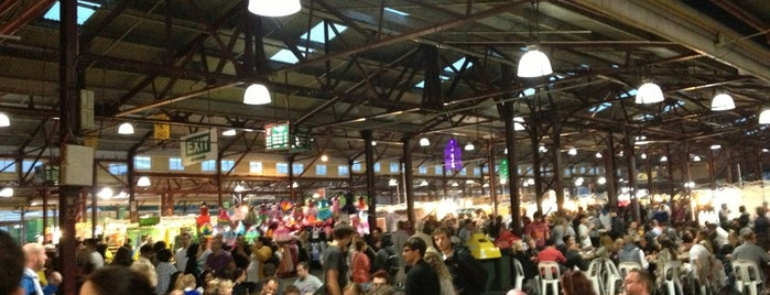 Queen Victoria Night Market is one of Around The World: SW Pacific.