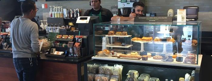 Starbucks is one of Jorge 님이 좋아한 장소.