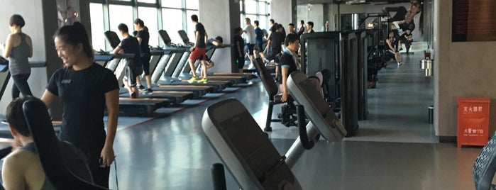 Tera Wellness Club is one of Meriさんのお気に入りスポット.