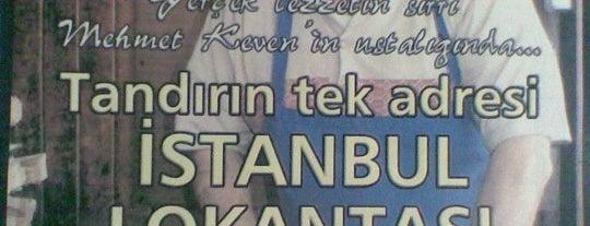 İstanbul Lokantası Tandır Kebap is one of Gespeicherte Orte von Ahmet.