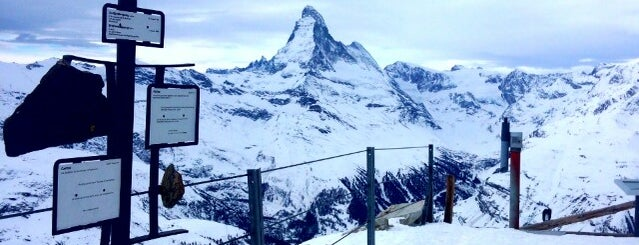 Rothorn VS is one of Zermatt, Switzerland.