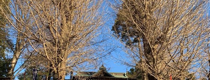 彌生神社 is one of 海老名・綾瀬・座間・厚木.