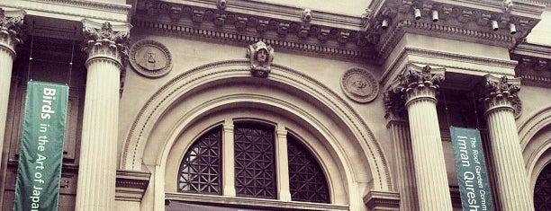 Museu Metropolitano de Arte is one of NYC to do.