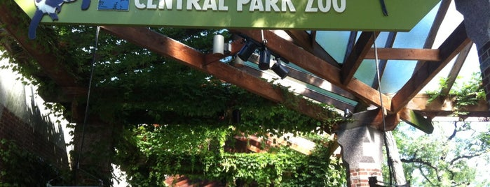 Zoo de Central Park is one of Life's a Zoo.