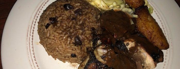 Tony's Jamaican Food is one of Lieux qui ont plu à Josh.