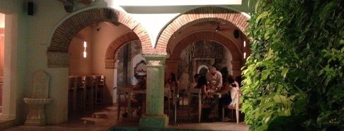 Cuzco Cocina Peruana is one of CARTAGENA.