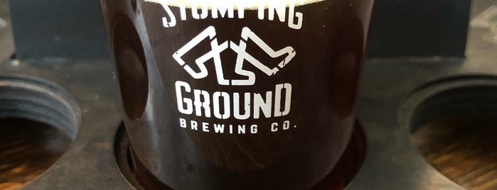 Stomping Ground Brewery & Beer Hall is one of carlton-fitzroy.