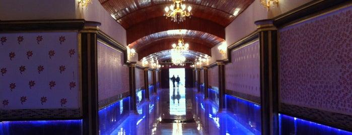 Şehitlik Çamlık Düğün Salonu is one of Locais curtidos por Izeddin.