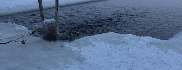 Море Моржовое is one of Водяной'ın Beğendiği Mekanlar.