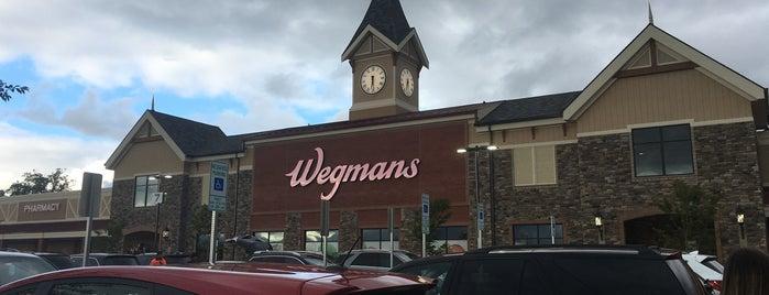 Wegmans is one of Liam'ın Beğendiği Mekanlar.