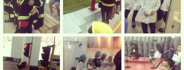 Jammoly world is one of Kids In Riyadh.