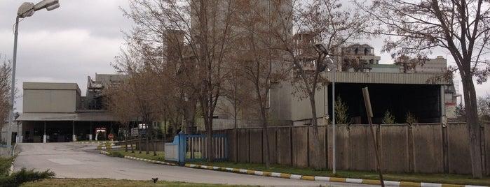 Konya Çimento Sanayi is one of Orte, die Sinan gefallen.