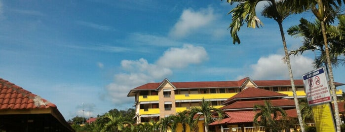 SMK Jengka 16 is one of Learning Centers #2.