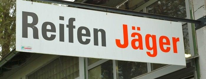 Reifen Jäger GmbH is one of Orte, die Ingo gefallen.