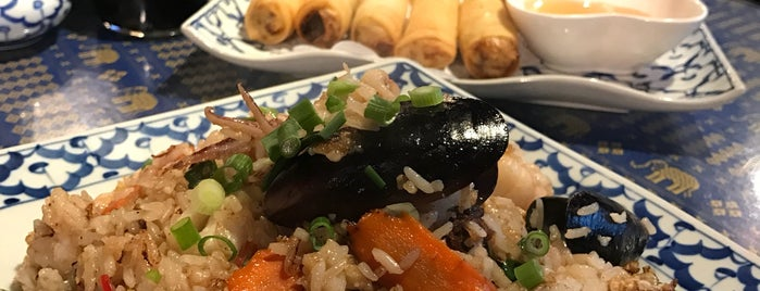 Air Thai Cuisine is one of Favorites.