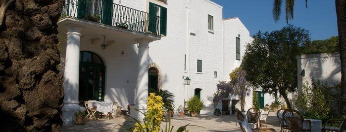 Masseria Il Frantoio is one of Apulia Lifestyle Guide.