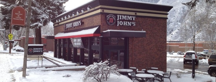 Jimmy John's is one of Orte, die Marcello gefallen.