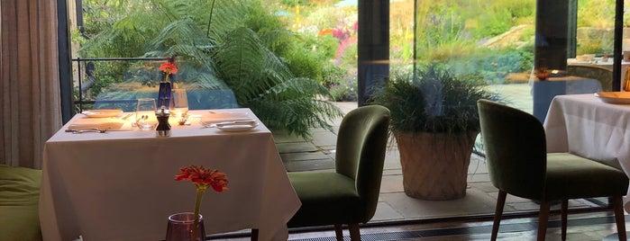 Gravetye Manor Hotel is one of Woot's Best Hotels of Great Britain.