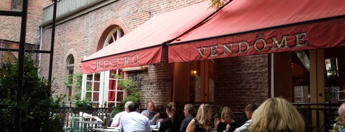 Bistro Vendome is one of Westword essential denver.