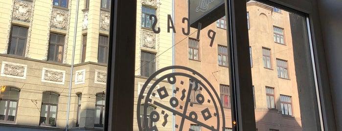 Burgeru Māja Lielais Kristaps is one of Riga 🇱🇻.