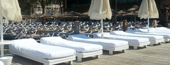 Voyage Beach Snack is one of Bodrum.