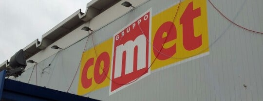 Comet is one of Miei luoghi.