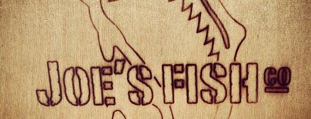 Joe's Fish Co. is one of Lieux qui ont plu à Dan.