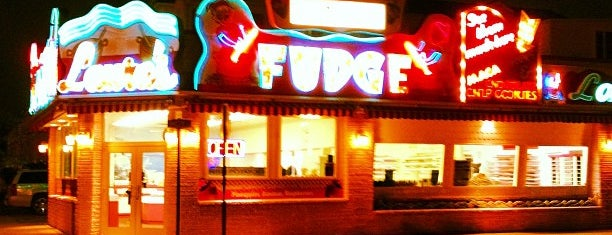 Lauras Fudge is one of Foodie NJ Shore 1.