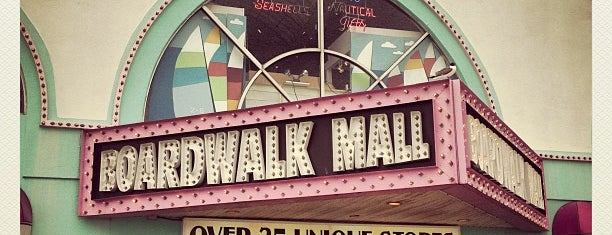 Boardwalk Mall is one of Lieux sauvegardés par Cassie.