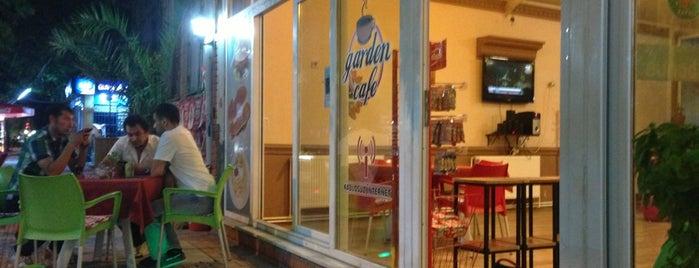 Garden Cafe is one of Gezi Ajandası : понравившиеся места.