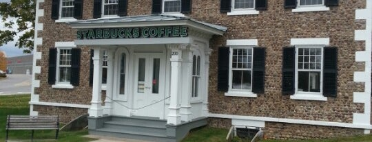 Starbucks is one of Places to check out in Rochester.