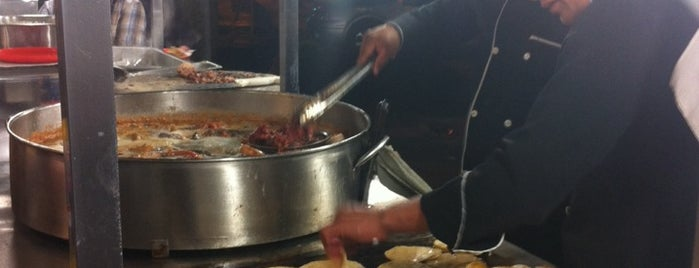 Tacos Del Banorte is one of สถานที่ที่ Carlos ถูกใจ.