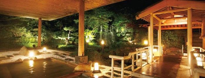 Noboribetsu Grand Hotel is one of [To-do] Onsen.