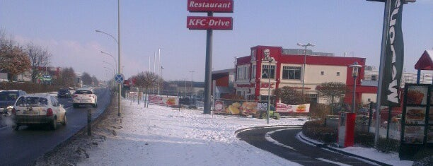 Kentucky Fried Chicken is one of Lieux sauvegardés par N..