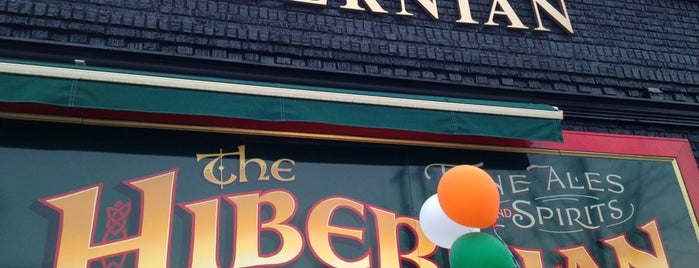 Hibernian Pub is one of Raleigh best.