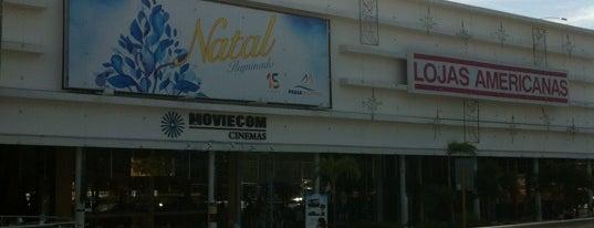 Praia Shopping is one of Aqui tem Wifi grátis - Natal/RN.