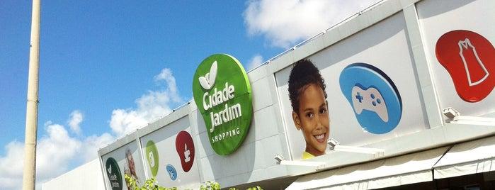 Shopping Cidade Jardim is one of Locais curtidos por Jaqueline.