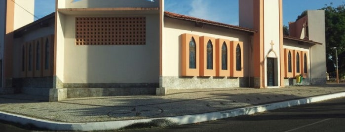 Paroquia Sant'Ana e São Joaquim is one of Tempat yang Disimpan Arquidiocese de Fortaleza.