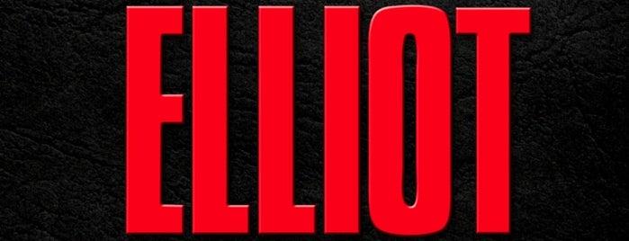 Elliot is one of Locais salvos de Octavio.